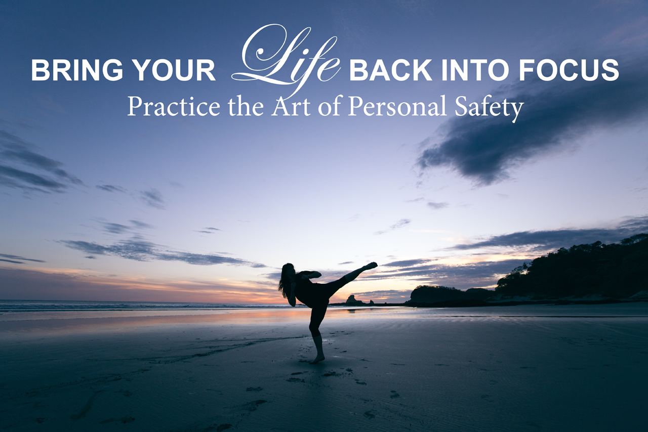 art of personal safety ad